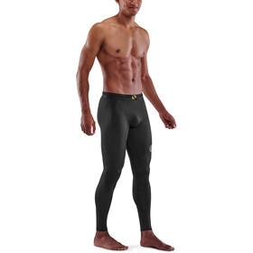 Skins Series-3 T&R Long Tights Men, black